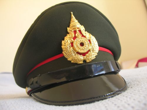 Thailand Army Enlisted