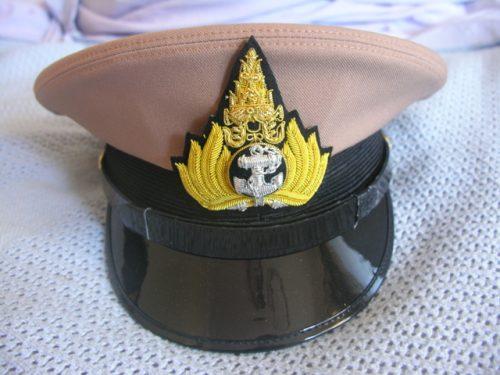 Thailand Navy Officer Khaki