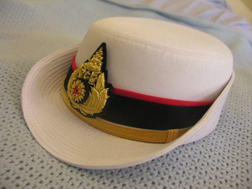Thailand Army Officer Female Summer