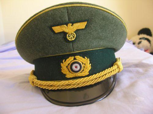 3rd Reich Army General Cloth