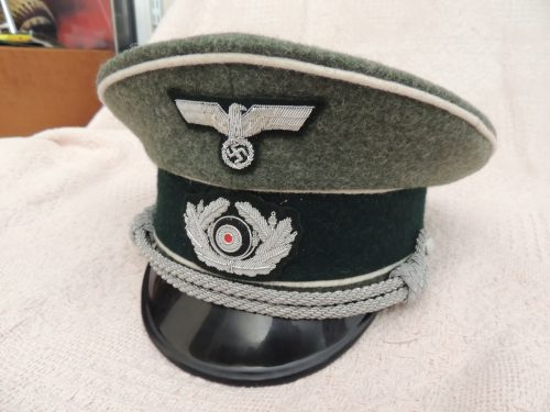 3rd Reich Army Officer Infantry