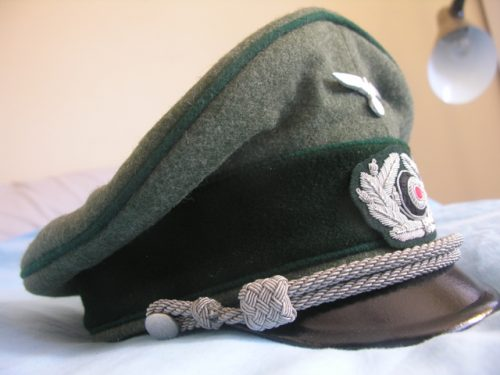 3rd Reich Army Officer Mountain Troops