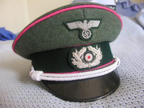 3rd Reich Army General Staff Officer