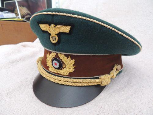 3rd Reich Supreme Commander OKW
