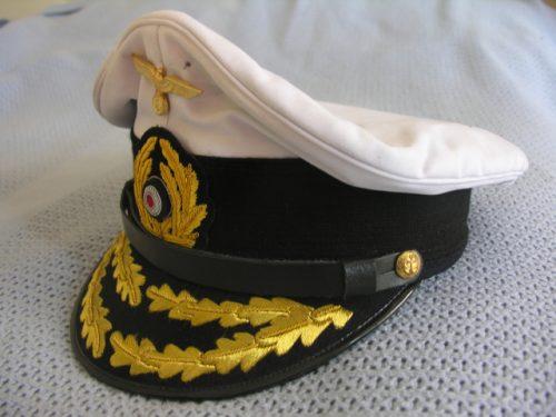 3rd Reich Navy Admiral Summer
