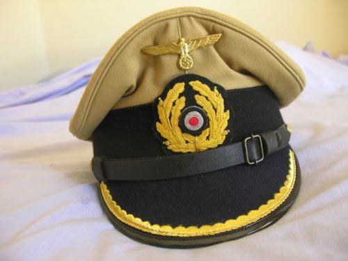 3rd Reich Navy Junior Officer Khaki