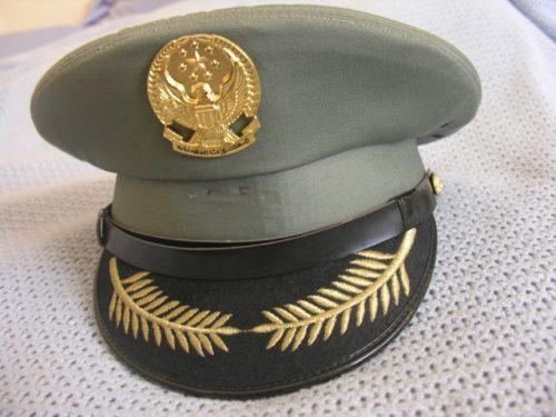 United Arab Emirates Army Senior Officer