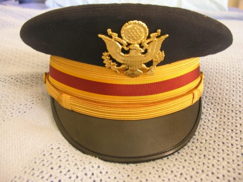 US Army Officer Dress
