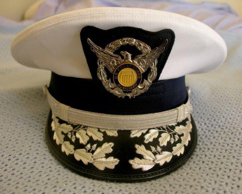 US Coast Guard Admiral Auxiliary