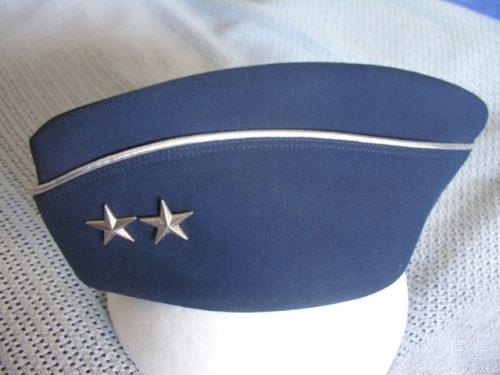 US Air Force Major-General Garrison Cap
