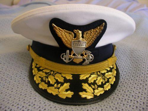 US Coast Guard Admiral