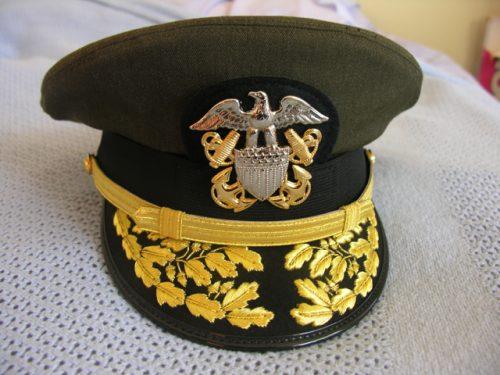 US Navy Admiral Aviator
