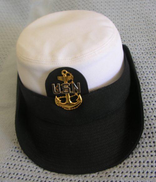 US Navy Petty Officer Female
