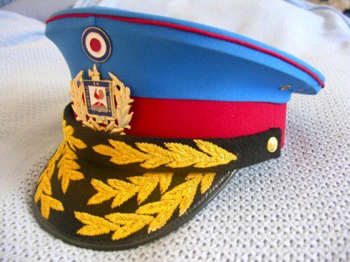 Uruguay Police Generalissimo