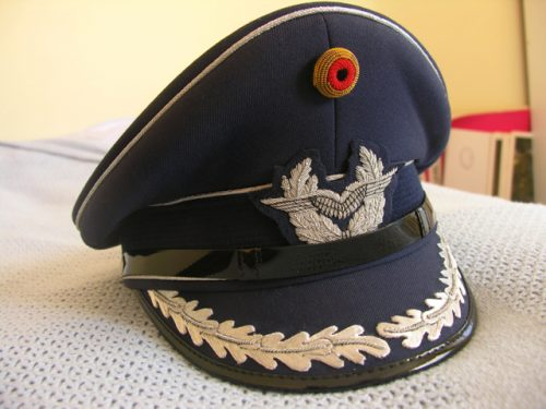 West Germany Air Force  Senior Officer 2