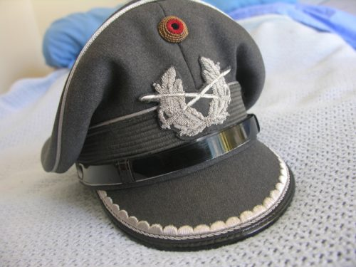 West Germany Army Junior Officer 2