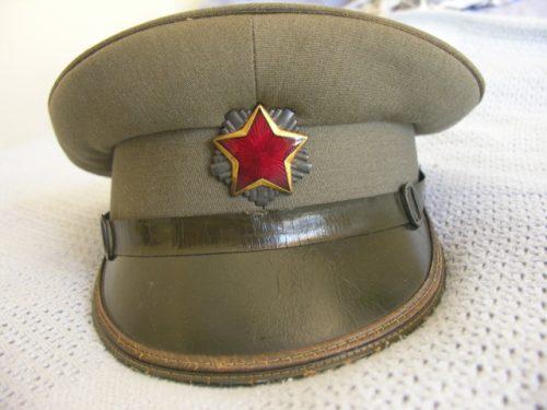 Yugoslavia Army officer 2