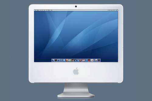 iMac G5 20in PowerPC with iSight