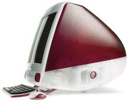 iMac G3 Raspberry