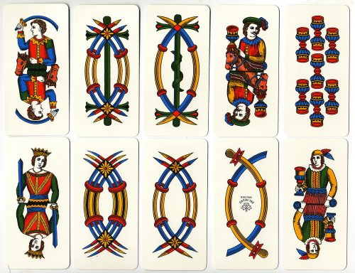 Bolognese-Pattern
