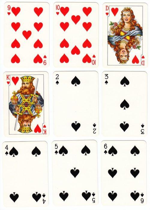 Bridge Poker Whist