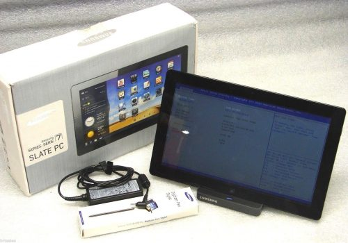 Samsung Series 7 Slate Tablet PC