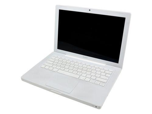 Apple MacBook White Intel Core 2 Duo 2.4 GHz